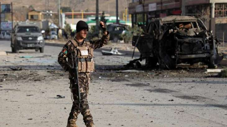In eastern Afghanistan, five policemen were killed in a militant attack