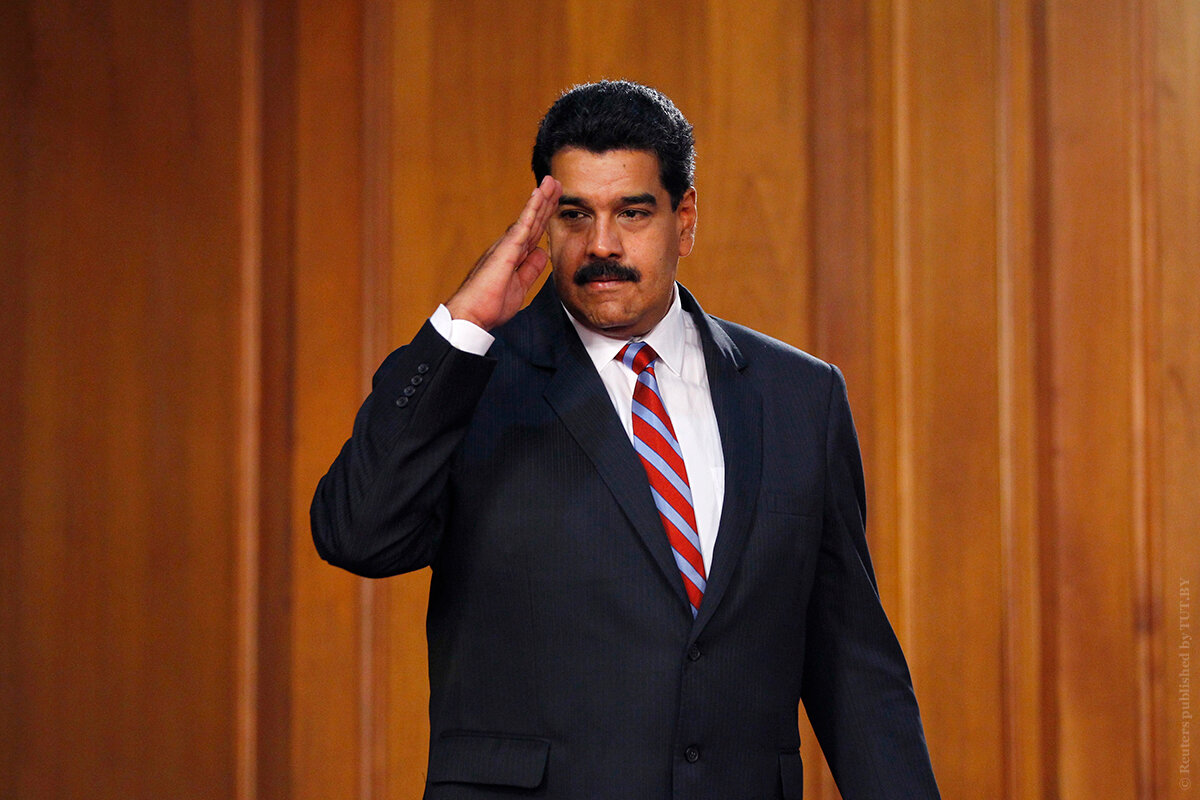 Maduro called the President of Colombia a more serious problem than the coronavirus