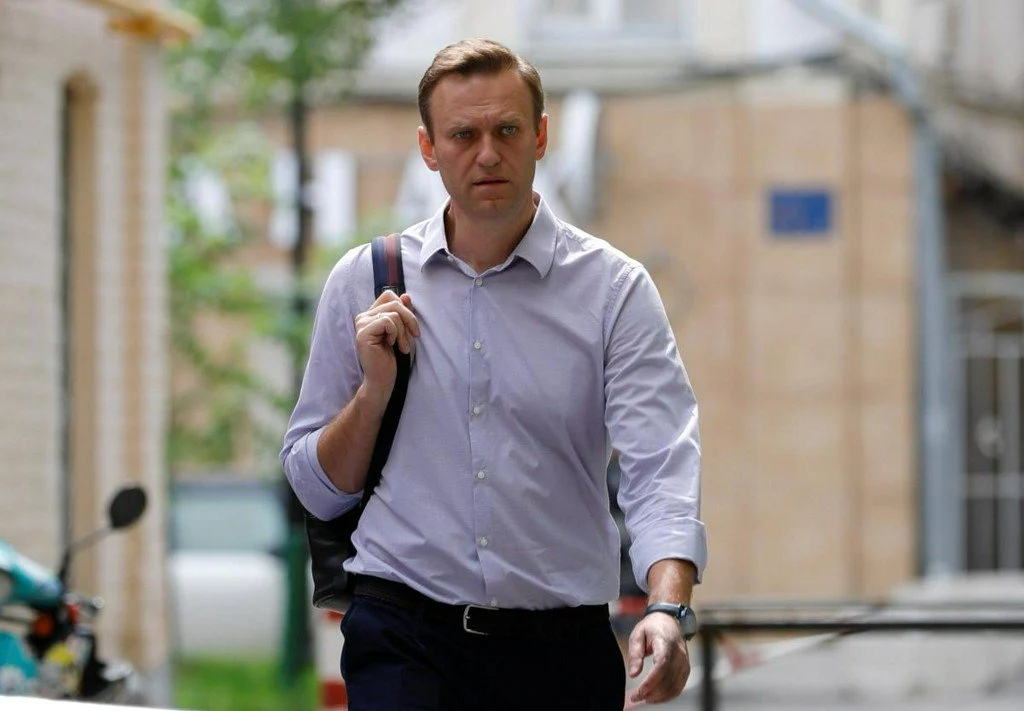 Recovered Navalny turned out not to be needed by Europe
