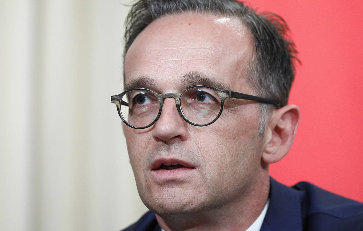 The Russian Foreign Ministry was outraged by the statement of Heiko Maas about the absurdity of the Russian Federation's claims against Germany and the OPCW