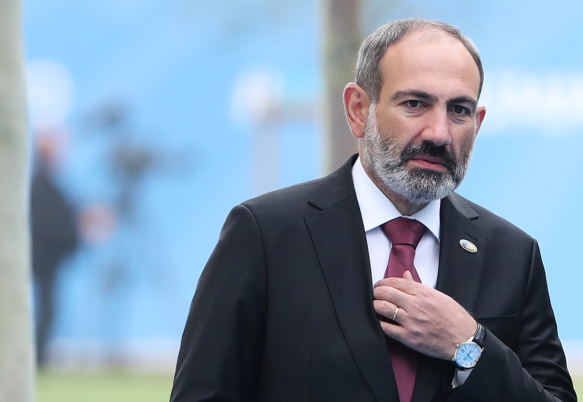 Pashinyan announced the possibility of a compromise on Karabakh