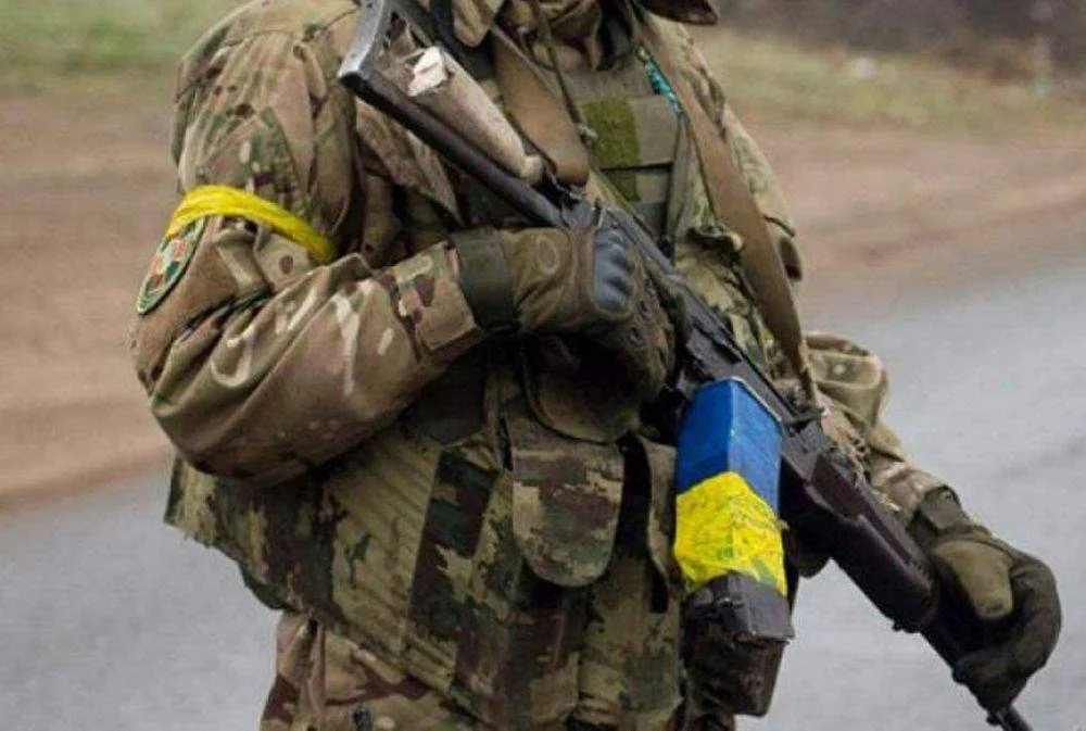 Ukrainian military forces organised a provocation on the border with Crimea