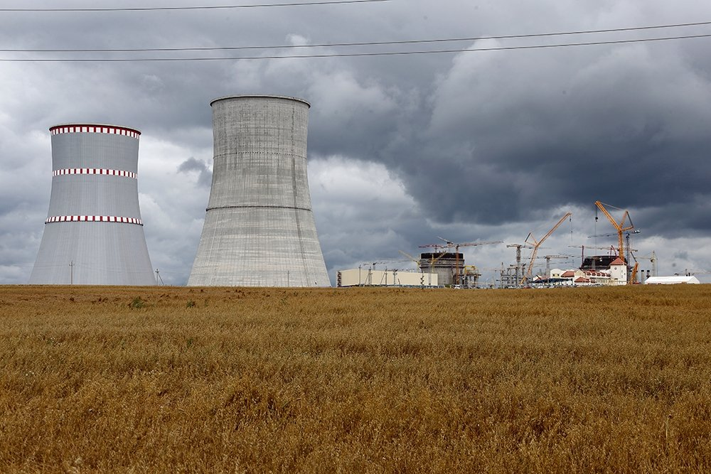 Latvia will not let the energy produced at the BelAES enter the country