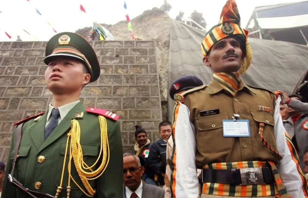 """China and India have agreed to """"exercise restraint"""" at the border"""