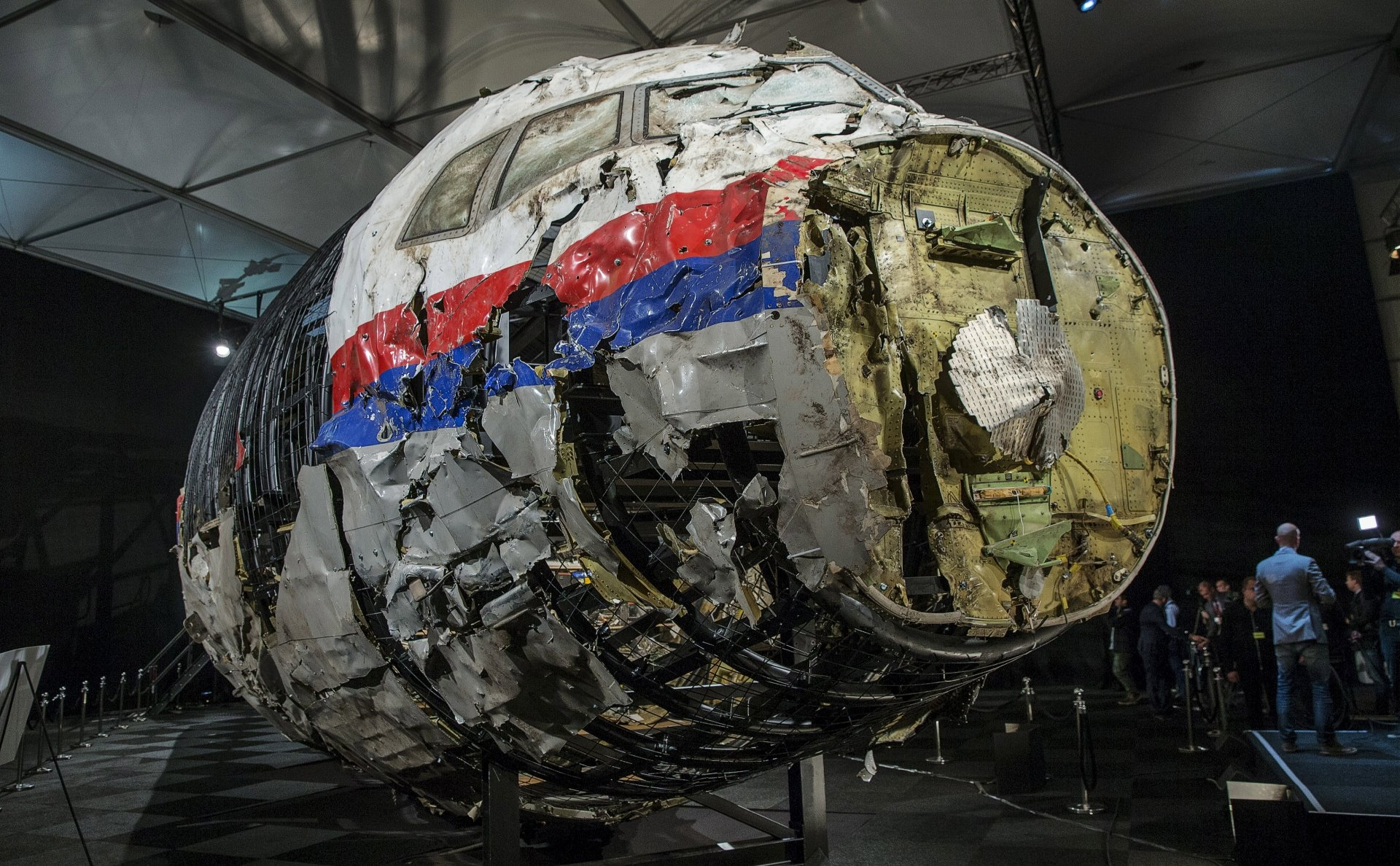 In the Netherlands, the preparatory hearing for MH17 is ongoing