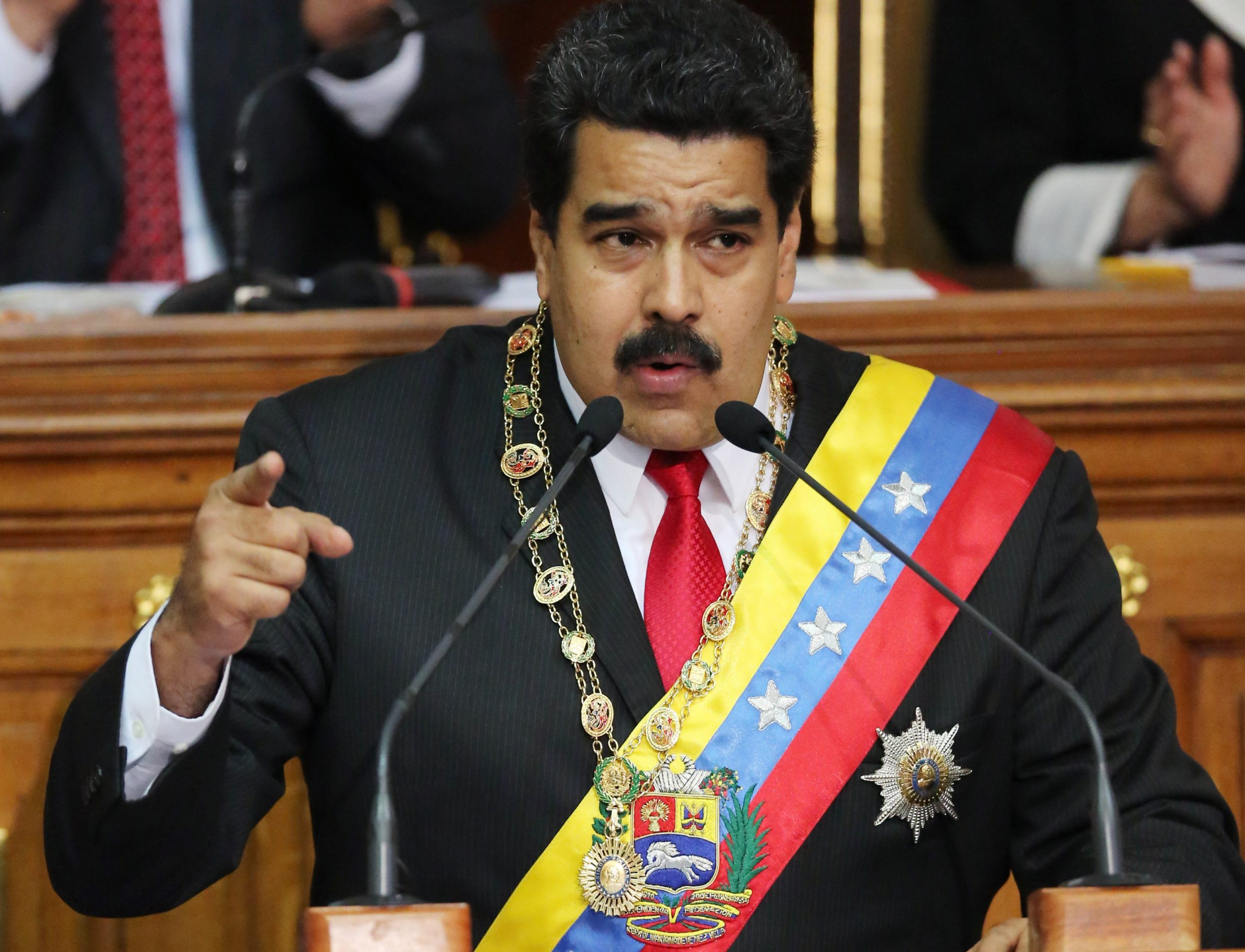 Biden administration will not demand Maduro's departure, media reported