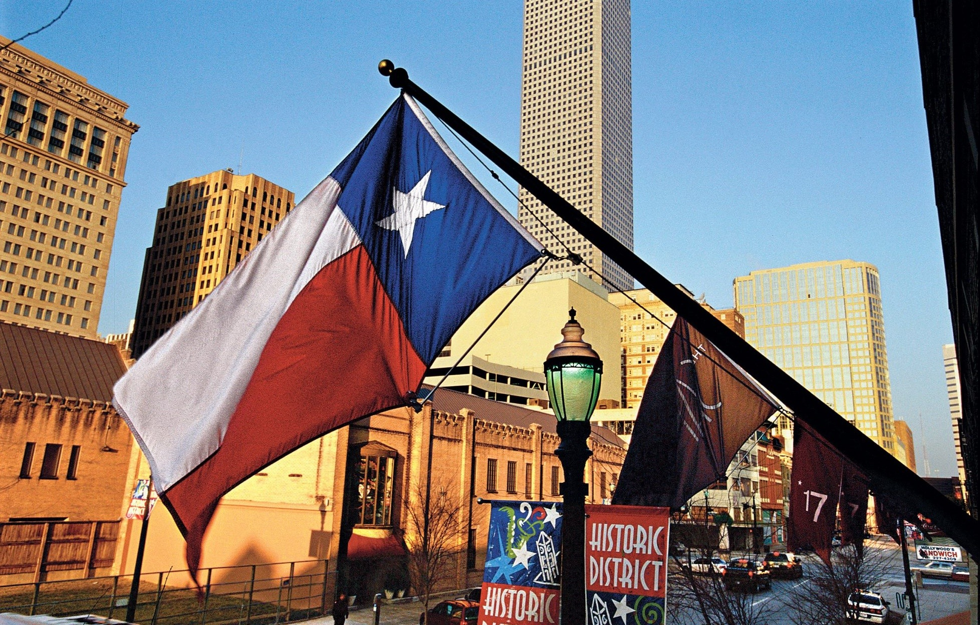 Texas proposed to declare independence from the US