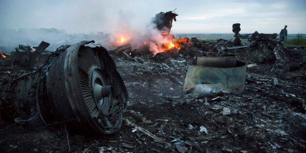 Witness found in Malaysian Boeing crash case