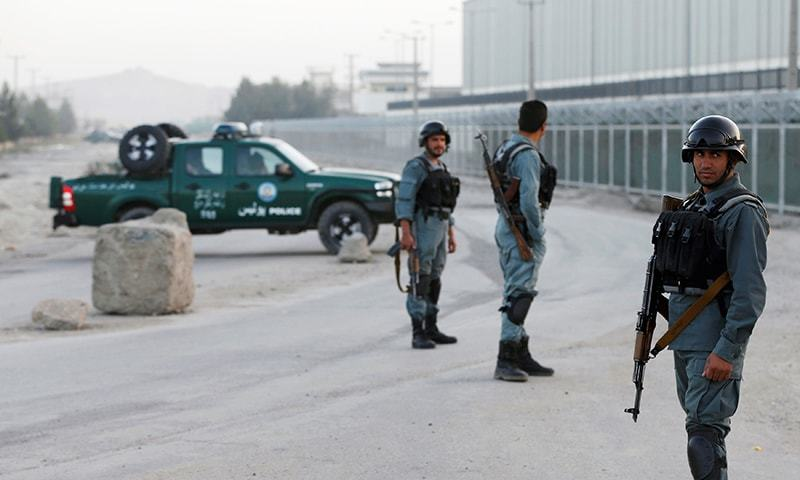 Attack in Kabul province kills one policeman and injures two