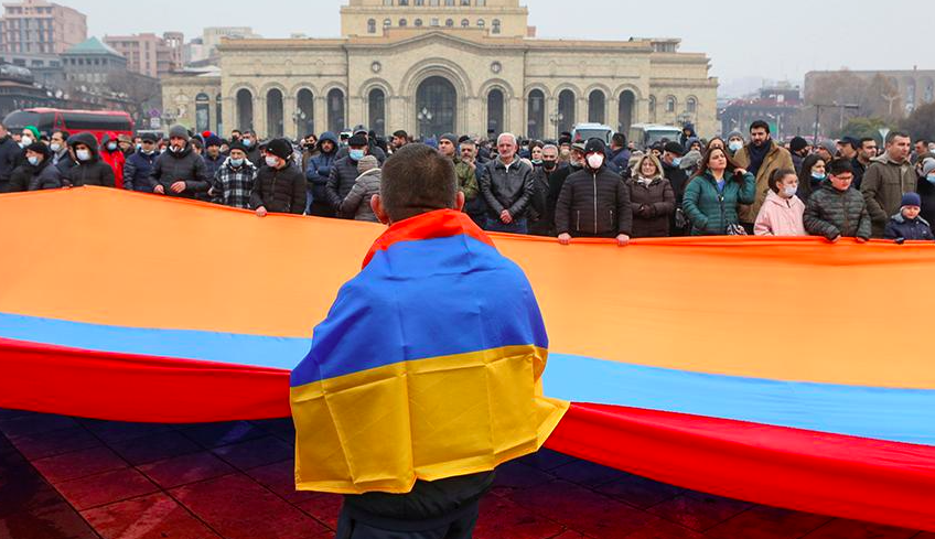 Armenian opposition rejected Pashinyan's proposal