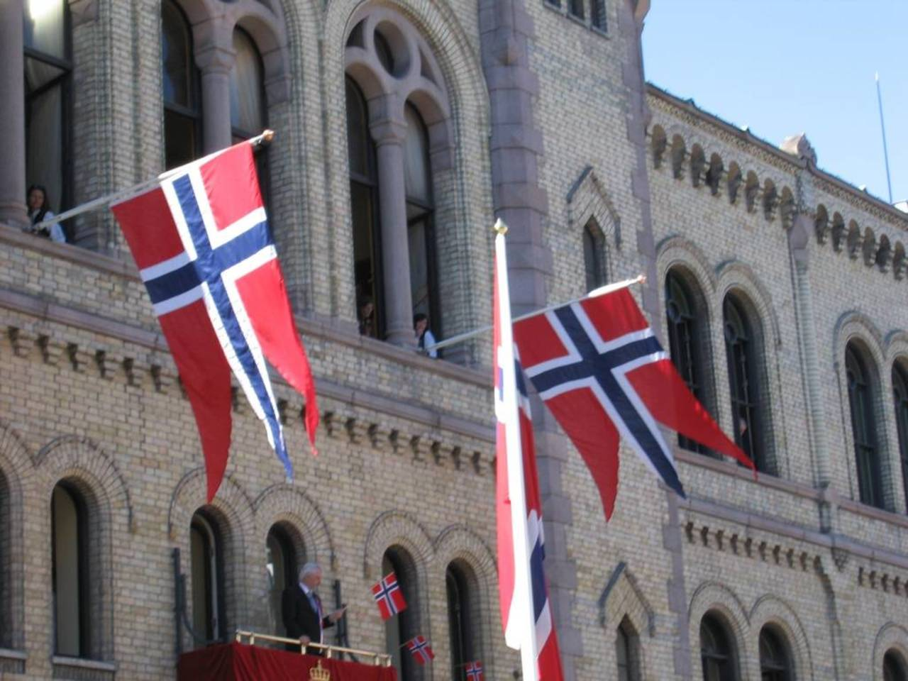 Norway urges government to end anti-Russian sanctions
