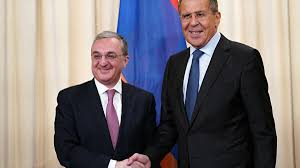 Foreign Ministers of Russia and Armenia discuss implementation of trilateral statement on Karabakh