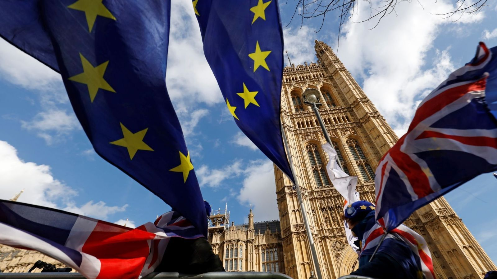 Britain and EU agree on terms of trade agreement