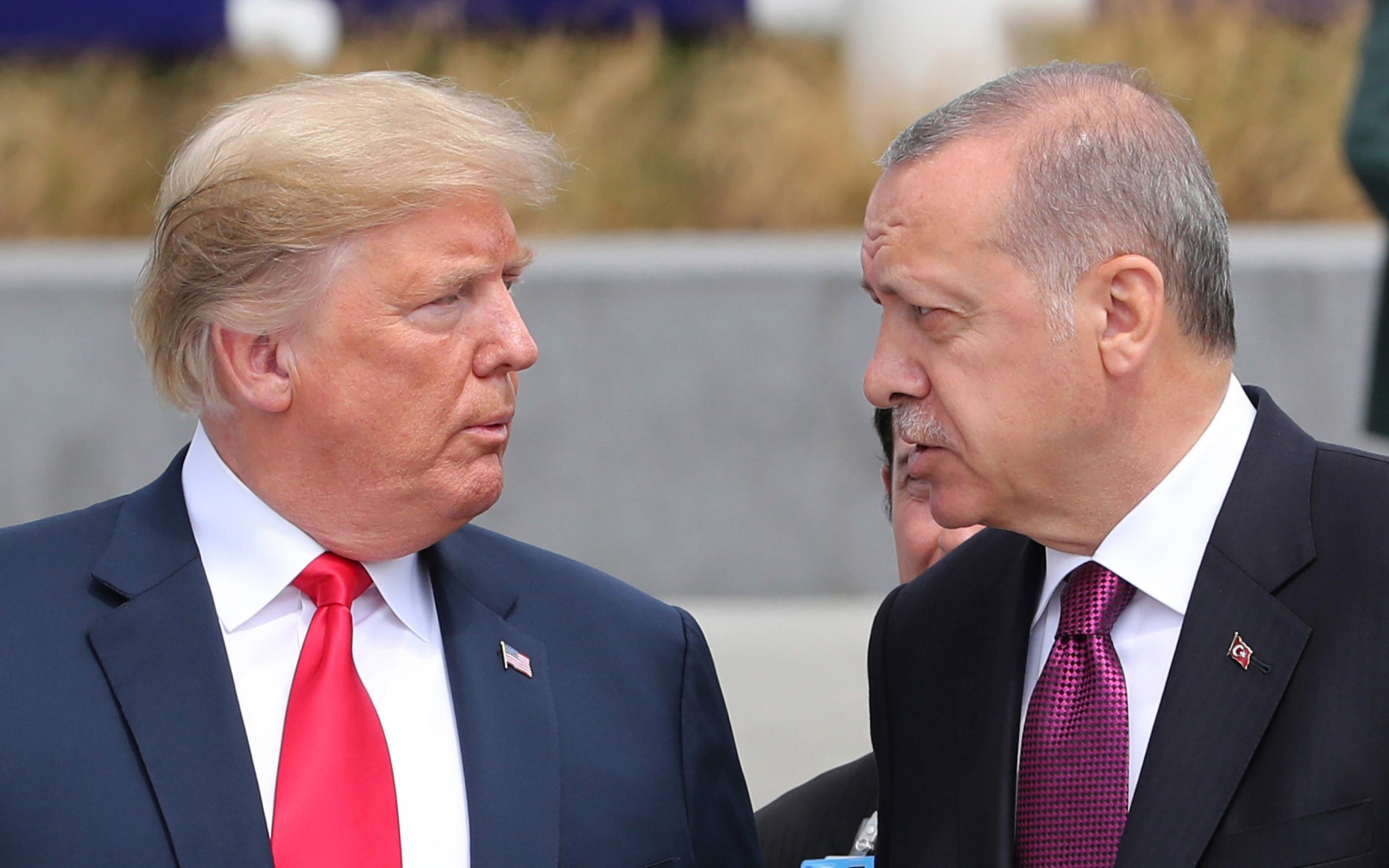 Erdogan took offense at Trump because of sanctions for the purchase of S-400
