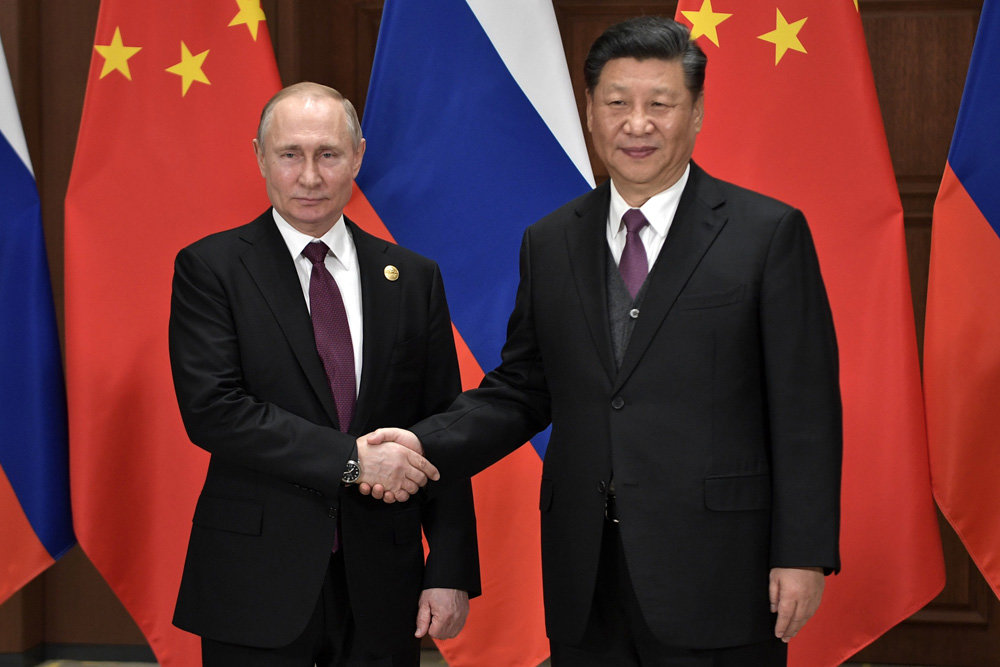 """Chinese Foreign Ministry: relations between Beijing and Moscow survived the """"baptism of the epidemic"""" in 2020"""