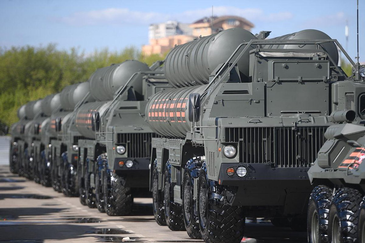 India to send military specialists to Russia for training in С-400 operation
