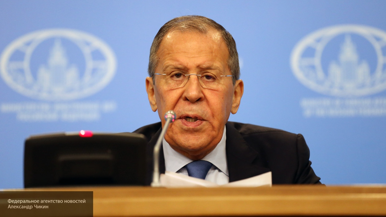 "Lavrov explained why Moscow can change ""its actions"" in Donbass"