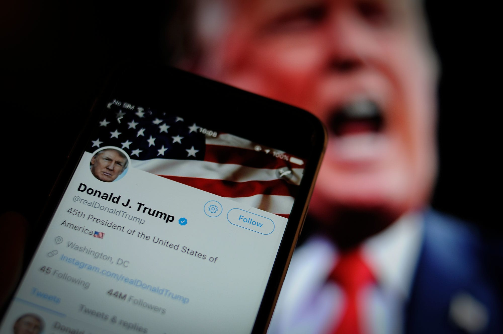 Trump: We don't want to go back to Twitter. It got very boring there