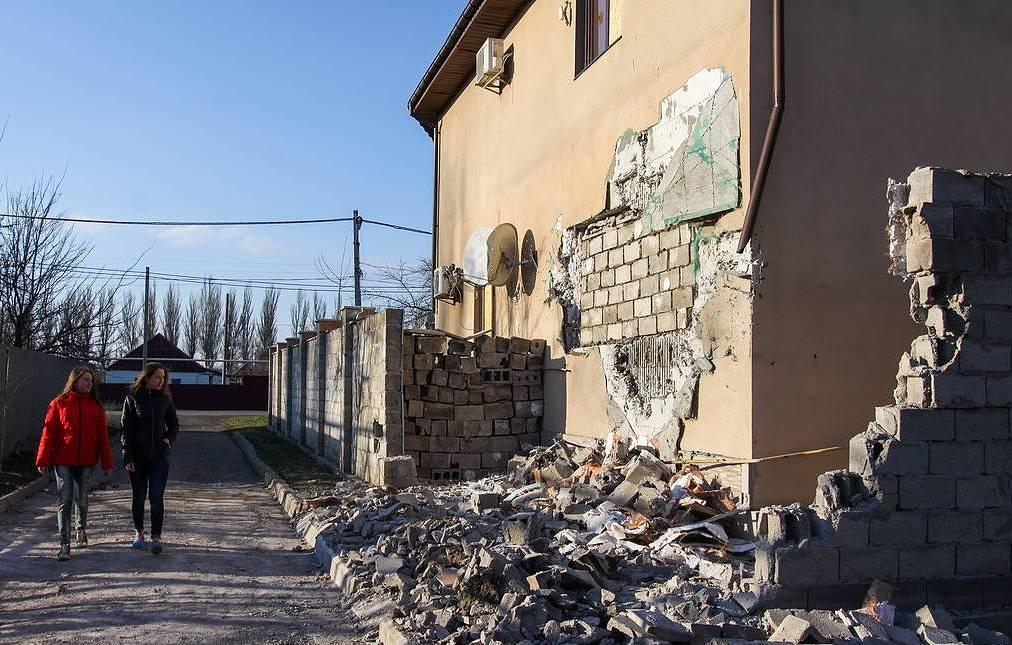 Ukraine thinks USA should get involved in Donbass settlement