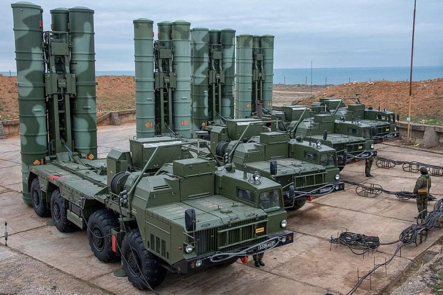 Turkish Defense Ministry says US refused to discuss S-400 issue