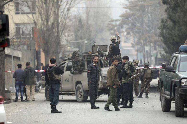 Media: Two people killed in Kabul bombing
