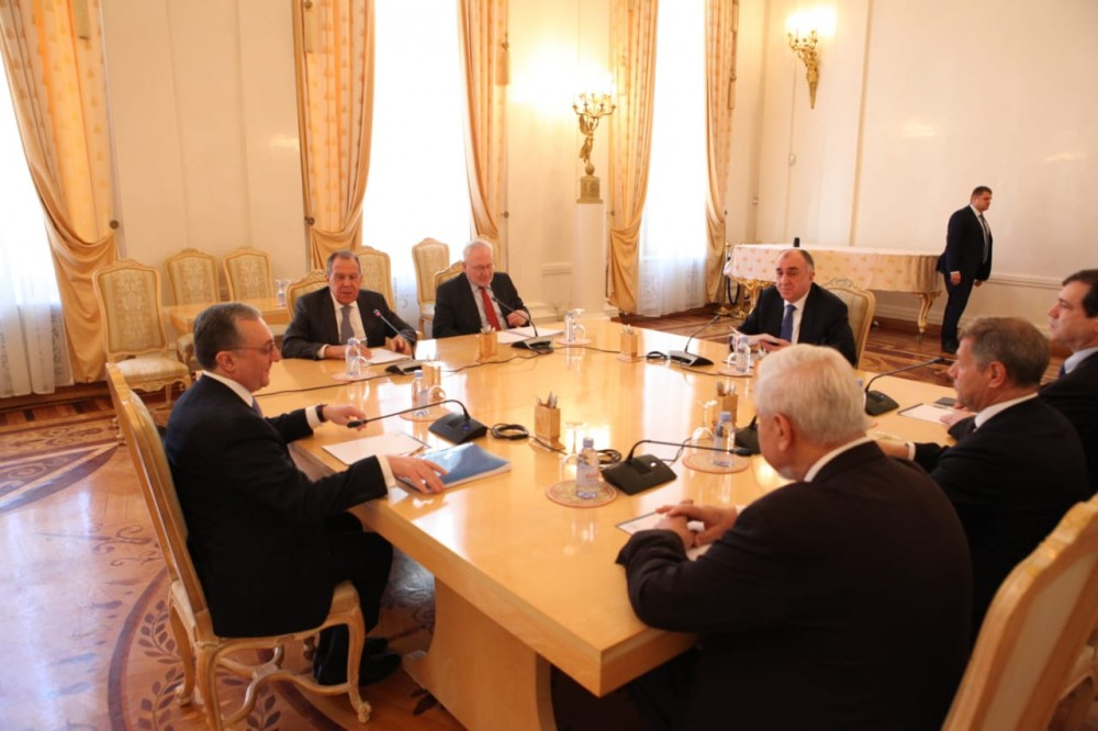 Meeting of the working group on Karabakh to be held on March 1