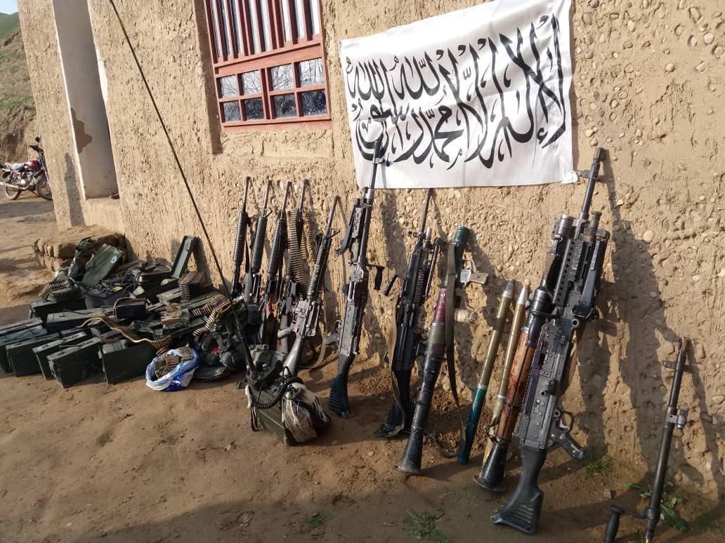 Media: Nine pro-government militiamen killed in attack in Afghanistan