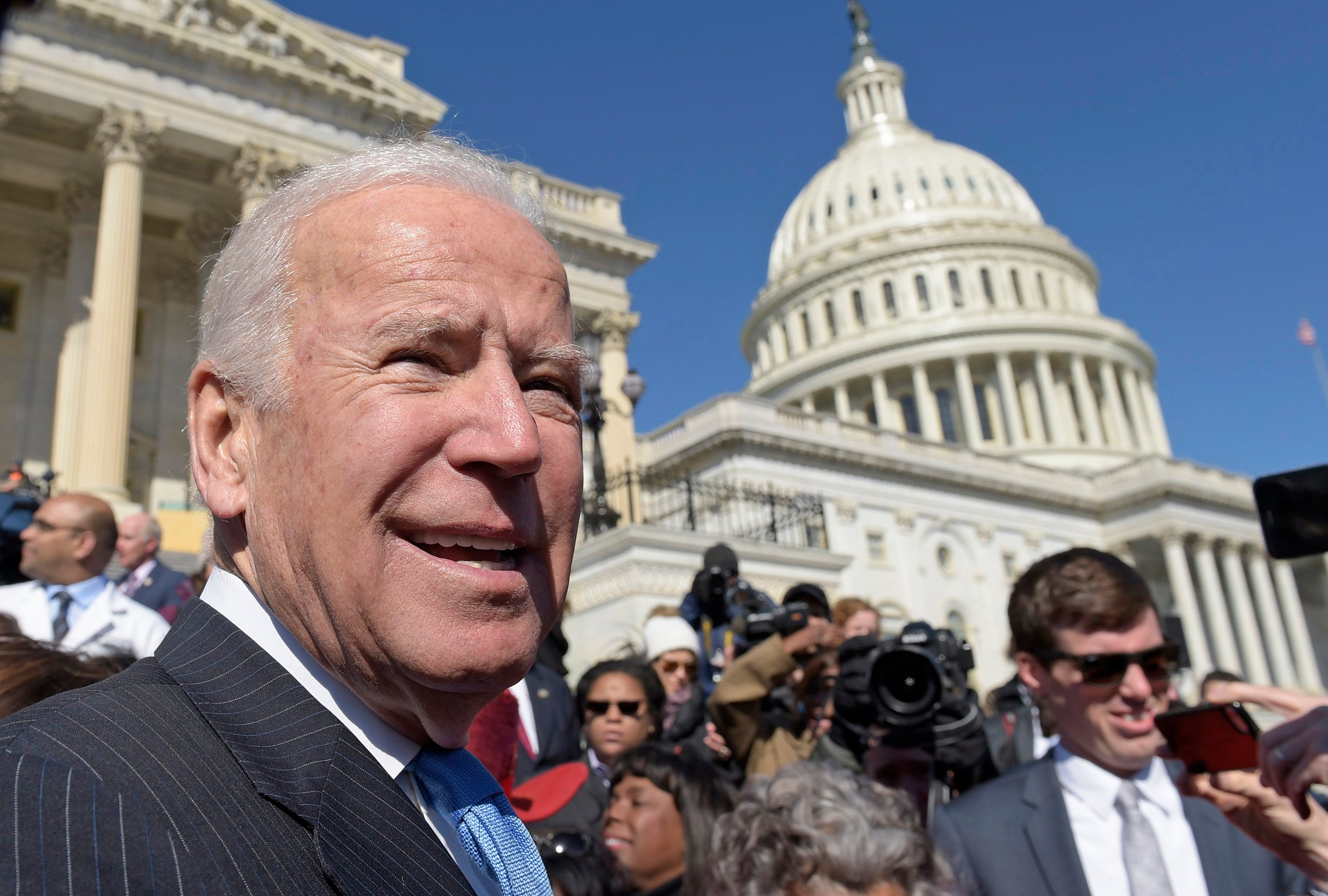Biden administration talks about prospect of lifting anti-Russian sanctions