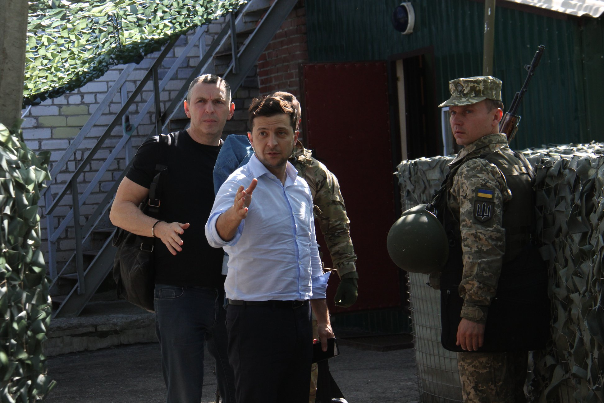 Zelensky preparing military adventure in Donbass