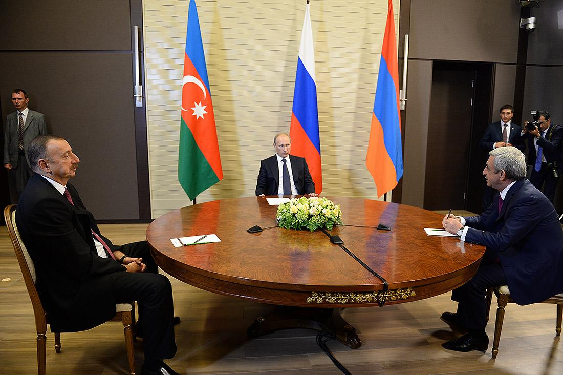 Karabakh intends to declare Russian an official language of NKR
