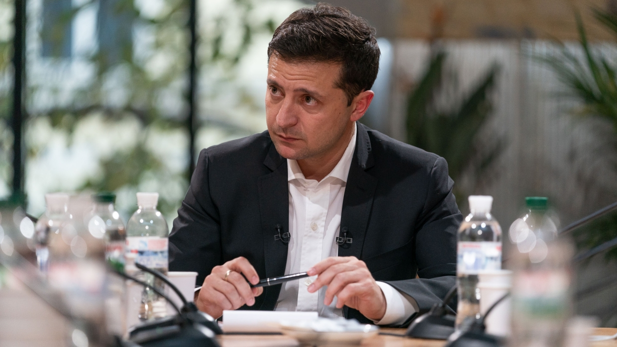 Zelensky loses 1% support per week - as shown by closed sociology