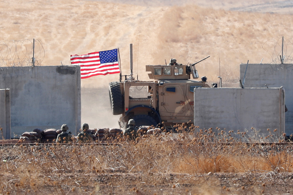 New US military base will appear in Syria