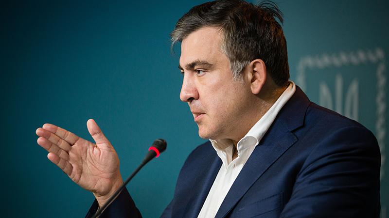 Saakashvili accused Ukraine's ambassador to Georgia of corruption