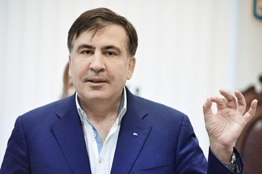 Saakashvili announces disobedience actions in Georgia