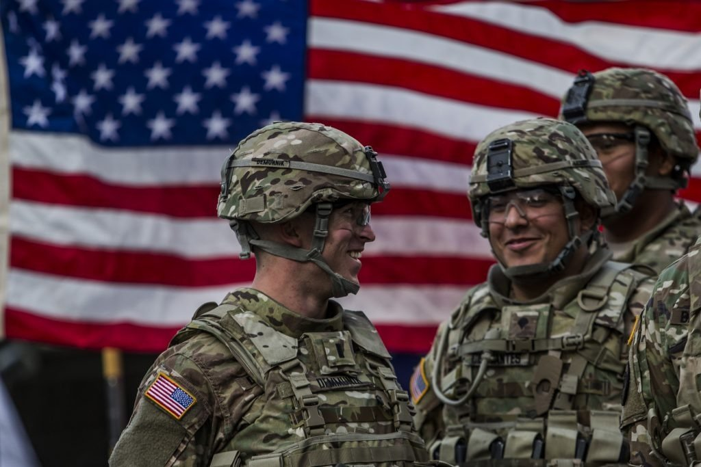 Europeans do not believe the US will protect them in the event of war