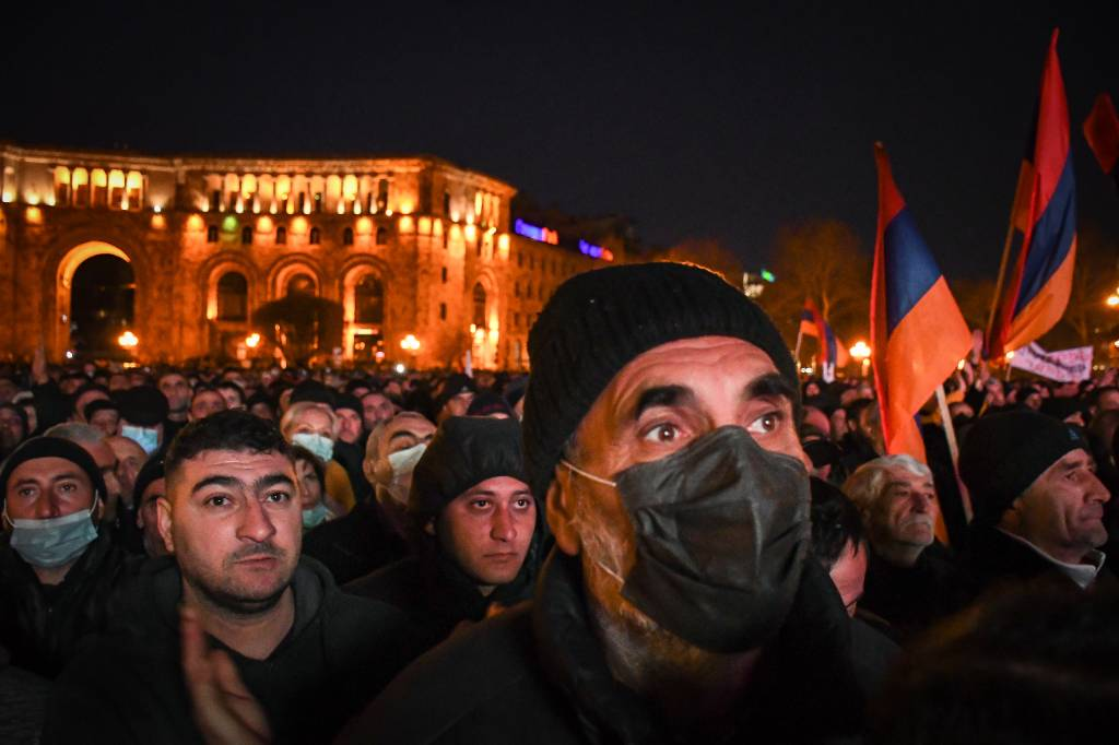 The way U.S. is using Armenian political crisis: media points to the hypocrisy of the West