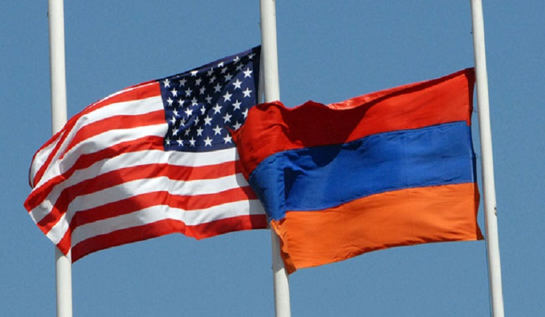 U.S. to engage in strengthening cooperation with Armenia