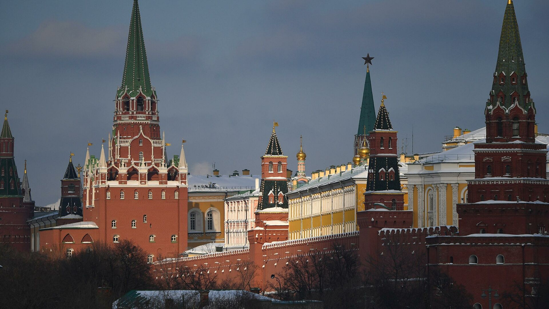 Kremlin tells about working contacts with U.S.
