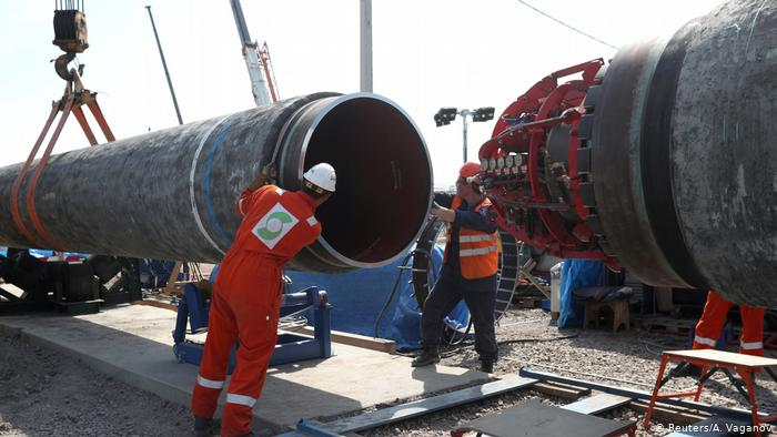 Laying of one more Nord Stream-2 string to beginIn Denmark at the end of March
