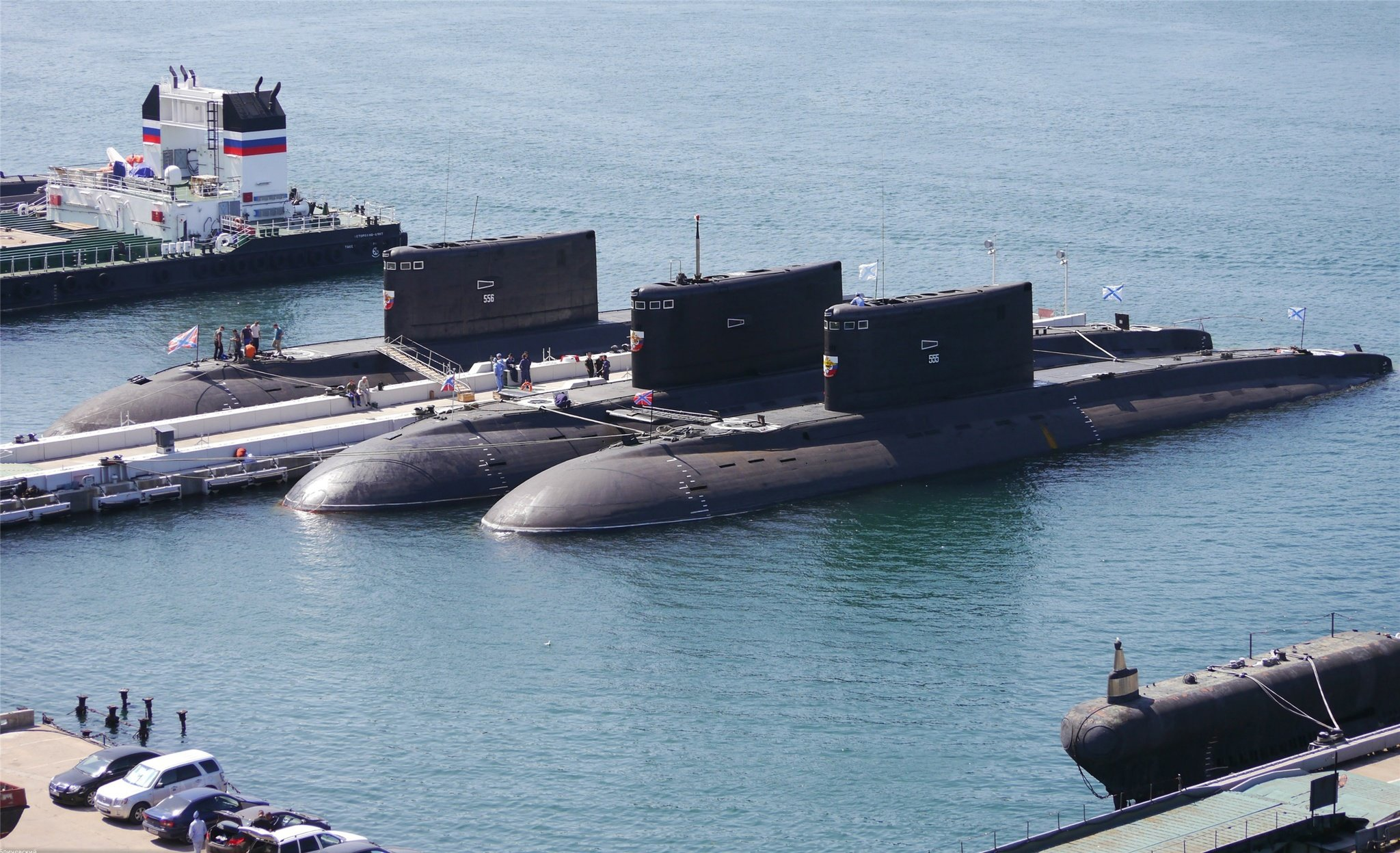 Against the backdrop of NATO exercises, Russia puts all submarines of the Black Sea Fleet on alert