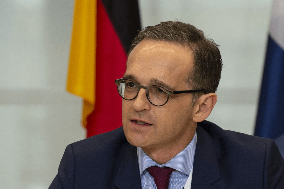 German foreign minister urges NATO to rally against Russia