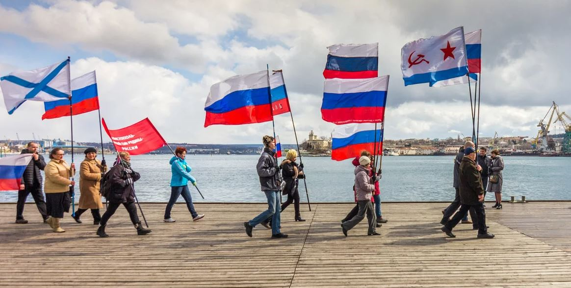 """""""Do not intend to anger Putin"""" - Kiev told how the West allowed Russia to return Crimea"""