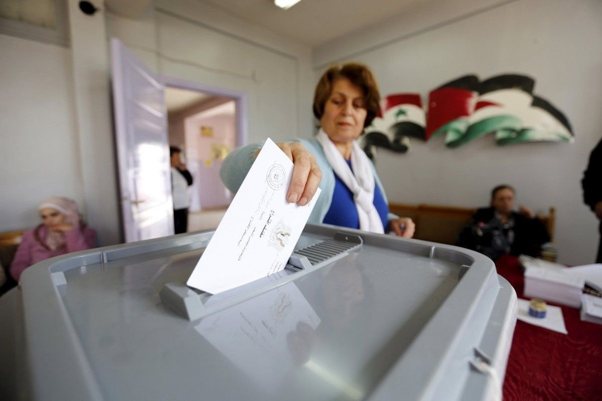 US won't recognise Syrian presidential election results without UN oversight
