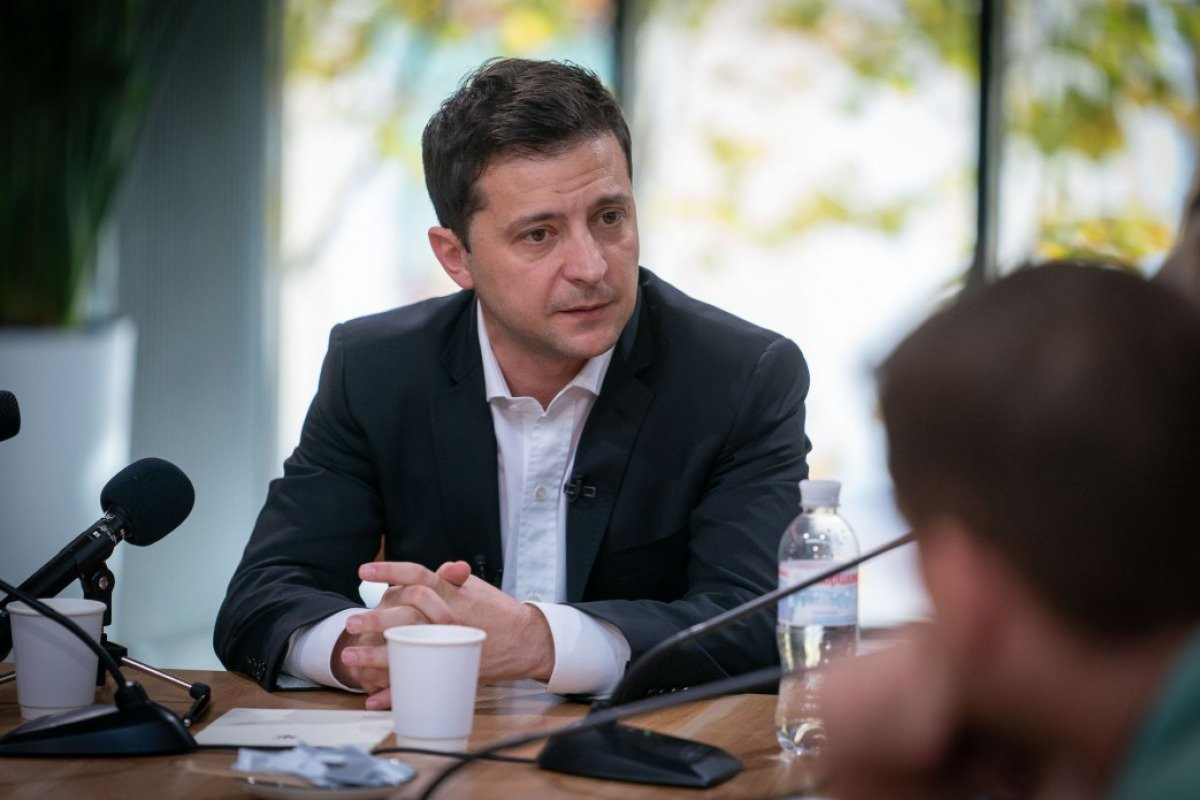 Zelensky's fight with oligarchs has been reduced to a war with Medvedchuk - The Washington Post