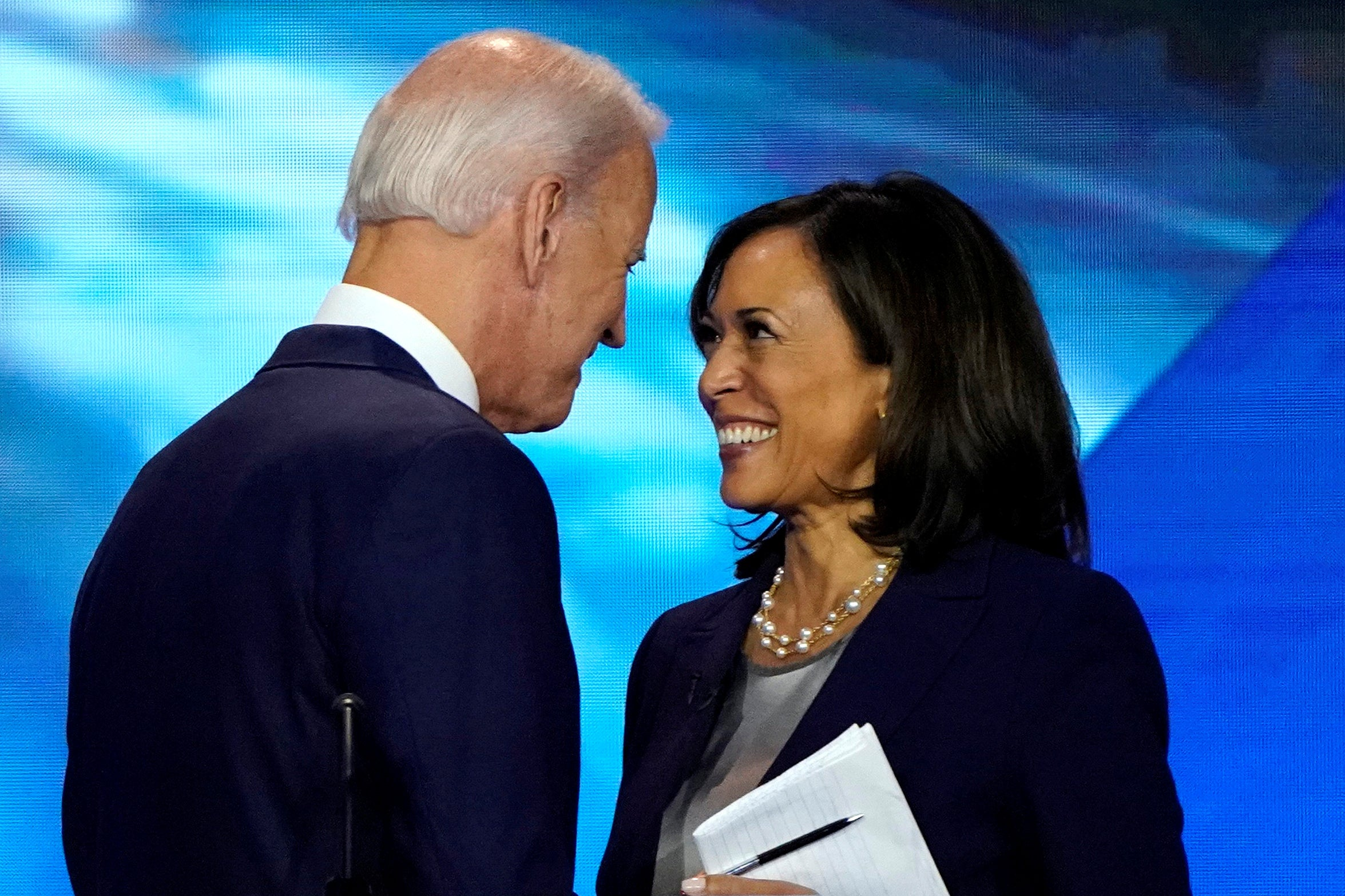 State Duma predicts replacement of Biden by Harris