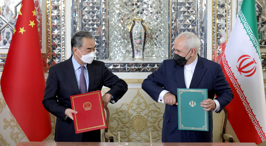 Rapprochement between Beijing and Tehran worries Americans, but pleases Russians