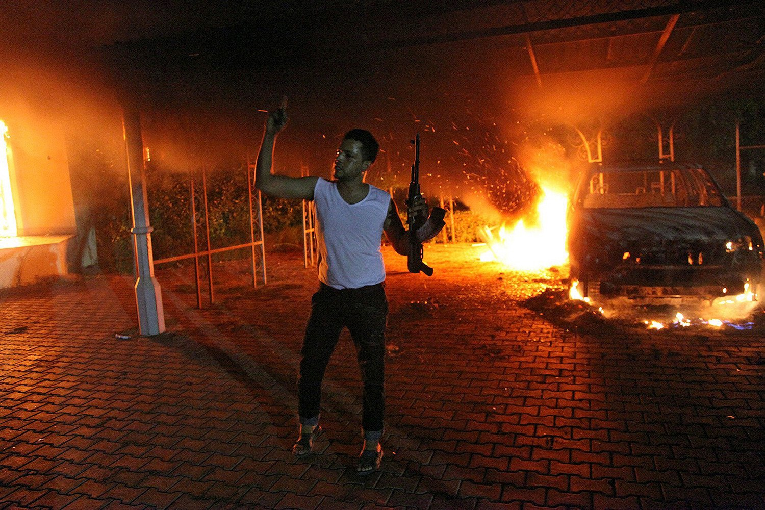 The US is now allergic to Libya - Foreign Policy sums up the failure of the US intervention