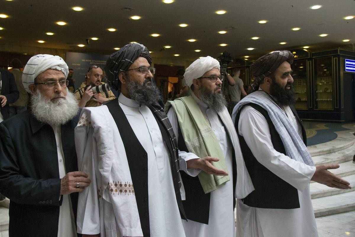 Taliban opposed US idea of coalition government in Afghanistan