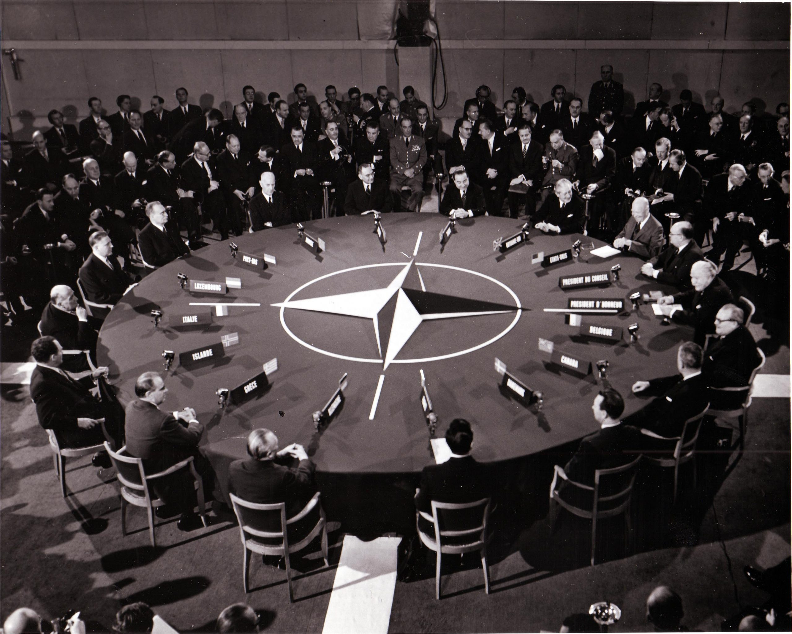 Claims of a threat from Russia are aimed at justifying the existence of NATO