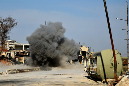 WarGonzo: terrorist attack committed against Syrian special services